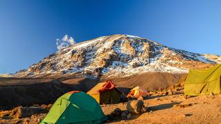 picture of Kilimanjaro