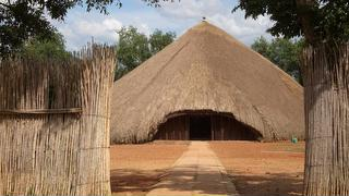 picture of Kasubi Tombs