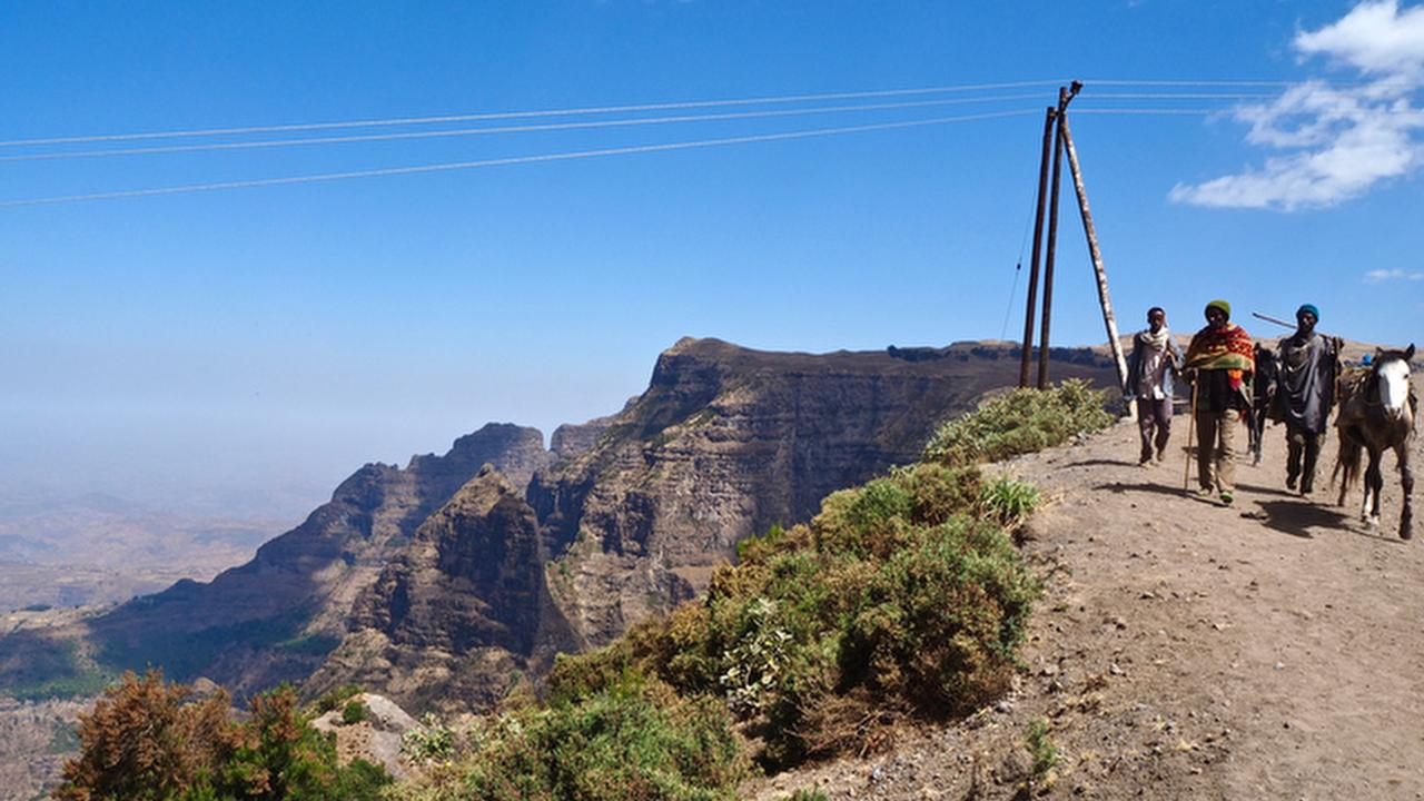 Profile picture of Simien Mountains National Park