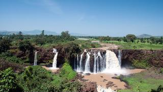 picture of Blue Nile Falls
