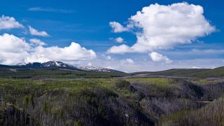 picture of Mount Abuna Yosef