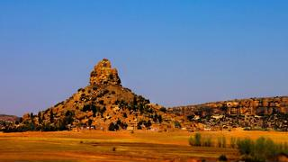 picture of Thaba Bosiu