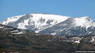 picture of Ben Macdui