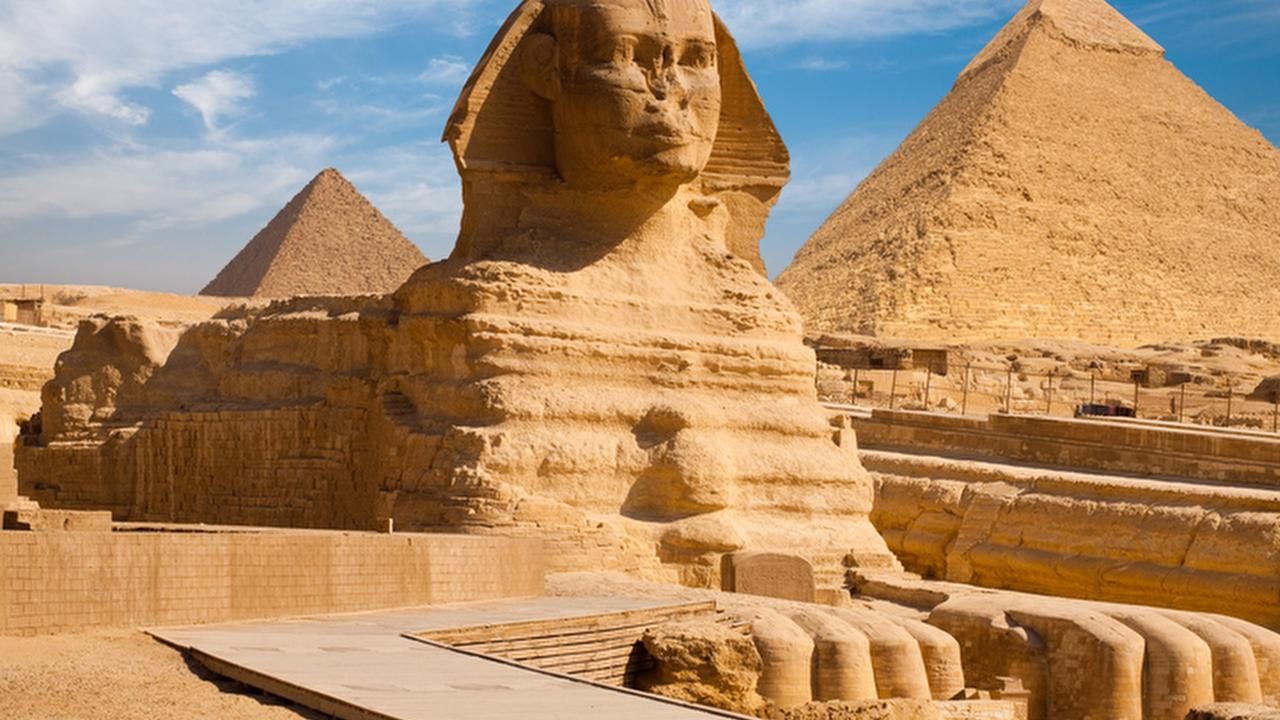 Profile picture of Great Sphinx of Giza